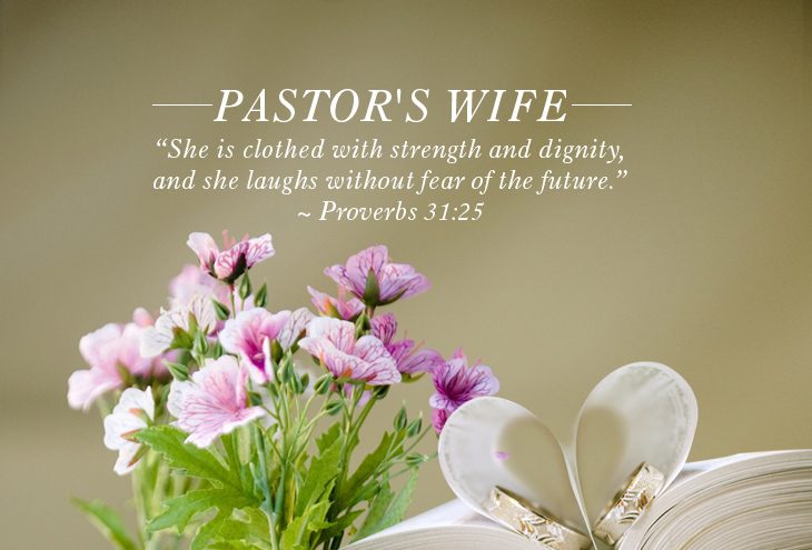 Pastors Wife Gifts