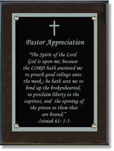 Pastor Appreciation Gifts | Pastor-Gifts.com