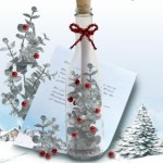 Homemade Pastor Christmas Gifts Ideas for Kids-Christmas Message in Bottle