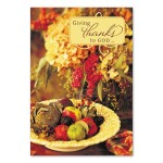 Pastor Thanksgiving Day Cards - Happy Thanksgiving Day