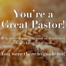 Pastor Appreciation Quotes