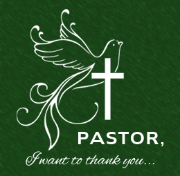 This Pastor Poem Says Thank You For The Gentle Way Our Pastors Walk With Us Through Good Times And Bad