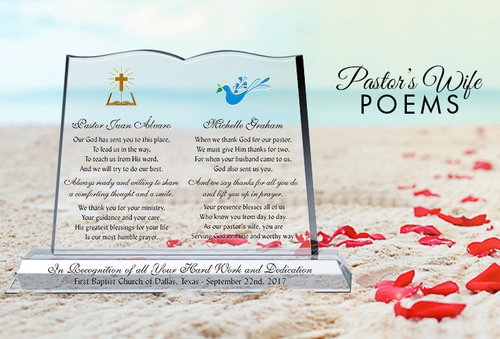 Pastors wife poems pastor gifts pastors wife poems m4hsunfo