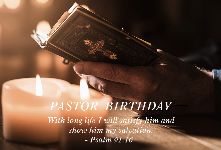 Birthday Gifts Ideas For Pastor